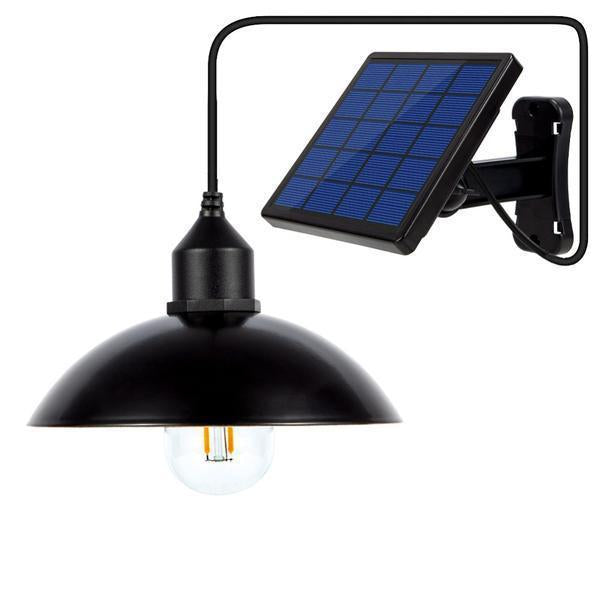 Solar Powered Pendant Light 2000LM