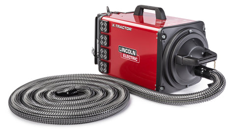 Lincoln X-Tractor 1GC Portable Fume Extractor (230v)