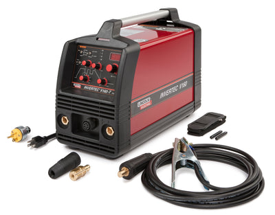 Lincoln Invertec V160-T DC TIG/Stick Welder