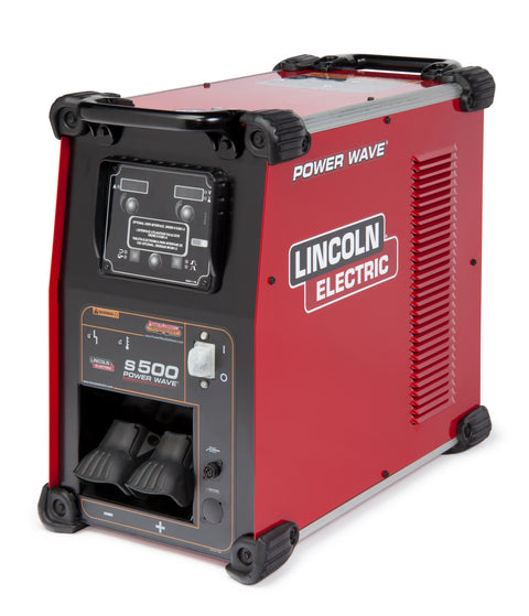 Lincoln POWER WAVE® S500 Advanced Process Welder K2904-1