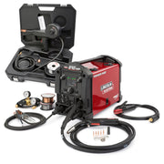 Lincoln Power MIG 210MP Multiprocess Welder Aluminum One-Pak