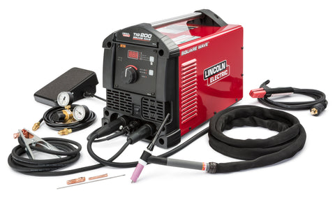 Lincoln Square Wave TIG 200 TIG/Stick Welder K5126-1