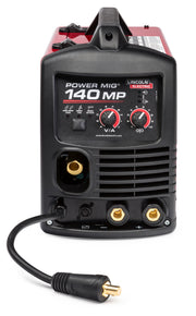 Lincoln Power MIG 140MP Multi-Process Welder TIG ONE-PAK K4499-1