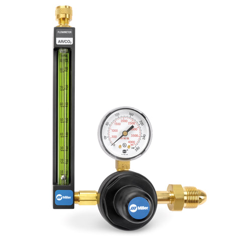 Miller | Smith Argon Flowmeter Regulator - CGA 580