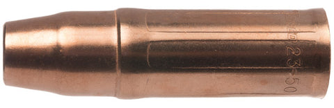 "Tweco 23-50F Thread-On Nozzle 1/2"" 2/Pack - (12301112)"
