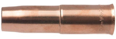 "Tweco 24AT-37SS Slip-On Nozzle 3/8"" 2/Pack - (12401301)"
