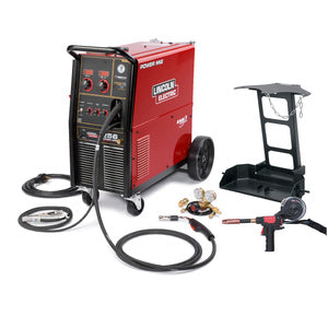 Lincoln Power MIG 256 MIG Welder One-Pak w/ Spool Gun