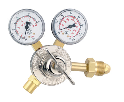 Miller | Smith Argon Flow Gauge Regulator - CGA 580