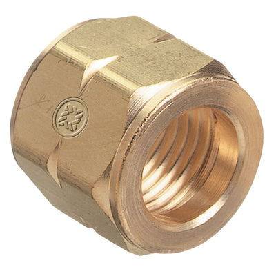 Western Enterprises Hose Nut B Size Fuel Gas