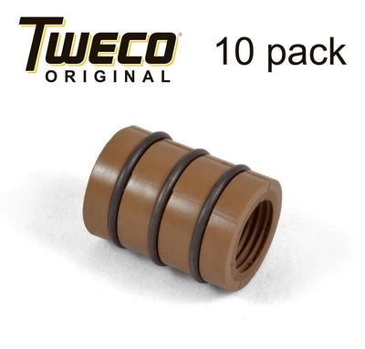Tweco 34A Insulators 10/Pack - (13401100)