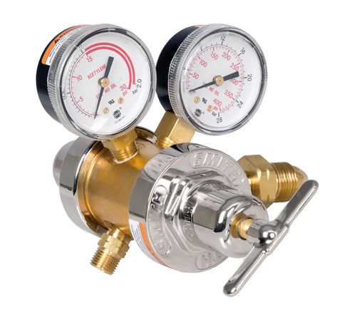 Miller | Smith 2-Stage Acetylene Regulator - CGA 510