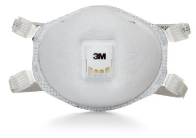 3M™ Particulate Respirator N95, with Faceseal & Nuisance