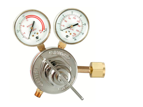 Miller | Smith Heavy Duty Acetylene Regulator - CGA 300
