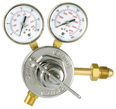 Miller | Smith Heavy Duty Nitrogen Regulator - CGA 580