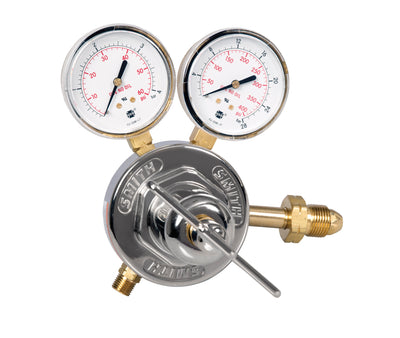 Miller | Smith Heavy Duty Propane (LP) Regulator - CGA 510