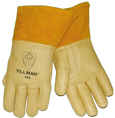 Tillman Premium Heavyweight Pigskin MIG Welding Gloves - 42