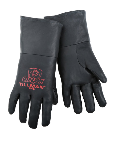 Tillman Onyx Top Grain Kidskin TIG Welding Gloves - 44