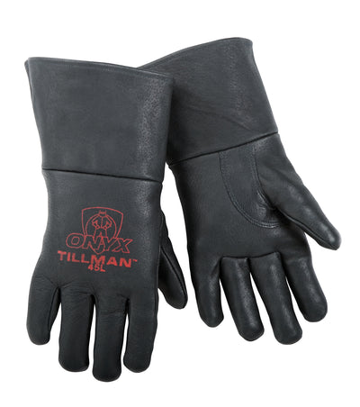 Tillman Onyx Top Grain Pigskin MIG Welding Gloves - 45