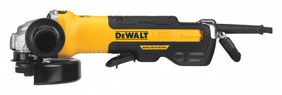 "DEWALT 5""/6"" Brushless Paddle Switch Angle Grinder"