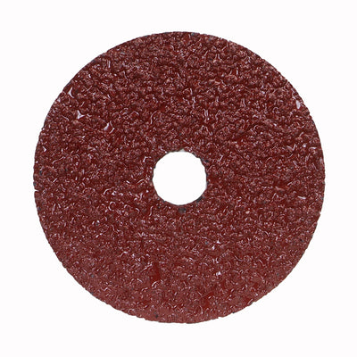 "Norton Coated Fiber Disc, 36 Grit 4 1/2"", 25 Pack"