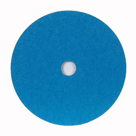 "Merit Coated Abrasive Disc, 36 Grit, 4 1/2"" DIA"
