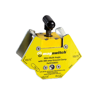 Magswitch Multi Angle 300A Magnetic Ground Clamp