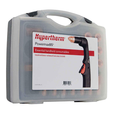 Hypertherm Powermax 85 Essential Handheld Cutting Consumable Kit (851468)