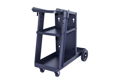 Metal Man Three-Tier Welding Cart