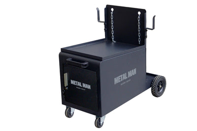 Metal Man Mini Welding Cabinet