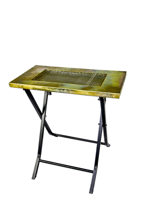 Metal Man Deluxe Folding Weld Table