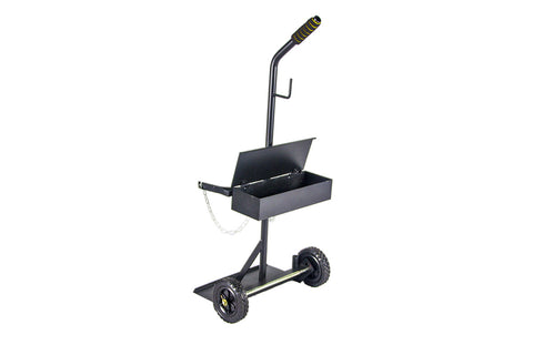 Metal Man Small Cylinder Cart