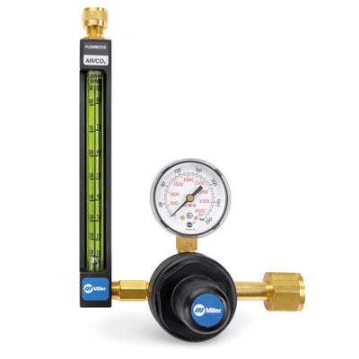 Miller | Smith Argon/Co2 Flowmeter Regulator - CGA 320