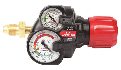Victor EDGE™ 2.0 Acetylene Regulator - CGA 510 (ESS42-15-510)