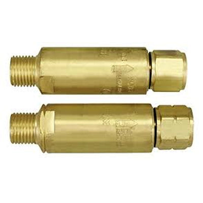 Victor FB-1 Flashback Arrestor - Pair - (0656-0001)