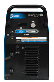 Miller Diversion 180 AC/DC TIG Welder
