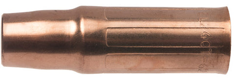 "Tweco EL24CT-62 Thread-On Nozzle 5/8"" 2/Pack - (12601651)"