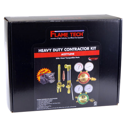 Flame Tech Heavy Duty Cutting Contractor Outfit