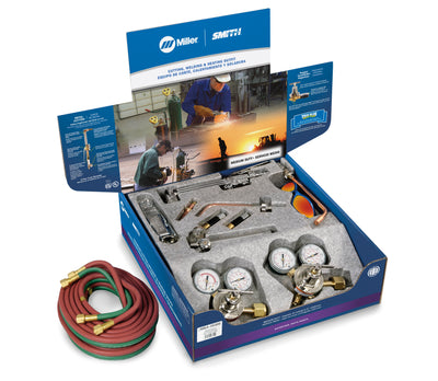 Miller | Smith Medium Duty Cutting/Welding/Heating Outfit - CGA 300