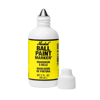 Markal Ball Paint Marker Yellow 84621