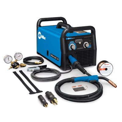 Miller Millermatic 211 w/ Advanced Auto-Set