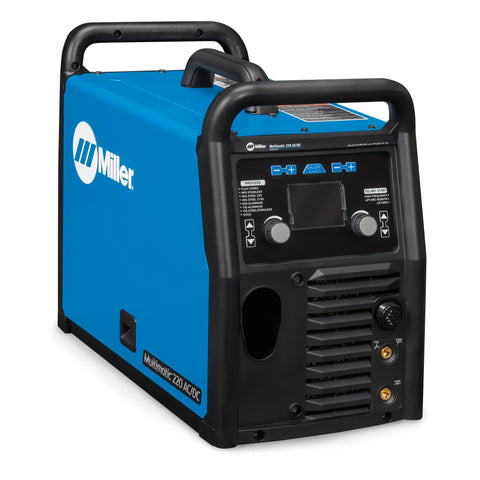 Miller Multimatic 220 AC/DC Multiprocess Welder