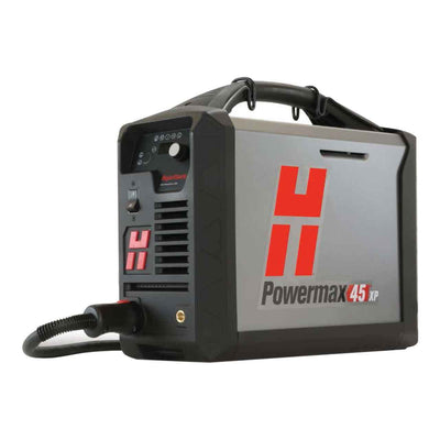 Hypertherm Powermax 45 XP System 20' Lead - 75° Handheld Torch - CPC Port (088113)