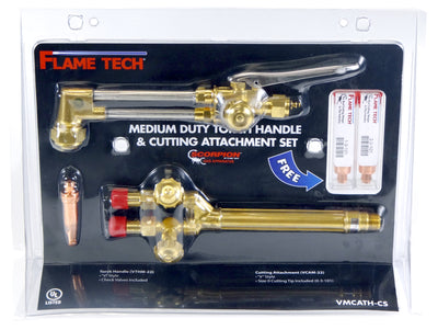 Flame Tech Medium Duty Torch Handle & Cutting