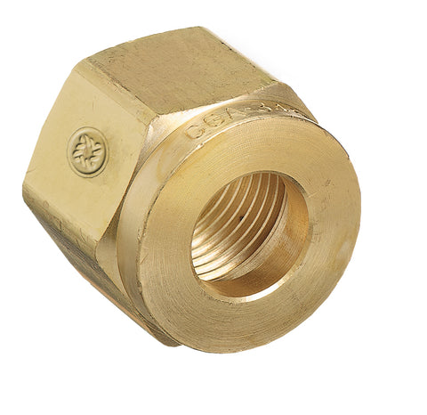 Western Enterprises Regulator Inlet Nut