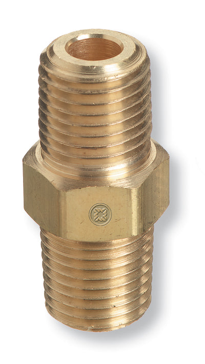 Western Enterprises Pipe Thread Hex Nipple