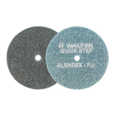 "Walter QUICK-STEP BLENDEX™ Finishing Disc 4-1/2"" Fine"