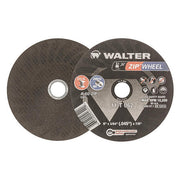 "Walter Zip Wheel™Cutting Wheel 6"" x 3/64"" x 7/8"" T1 GR: A-60-ZIP"