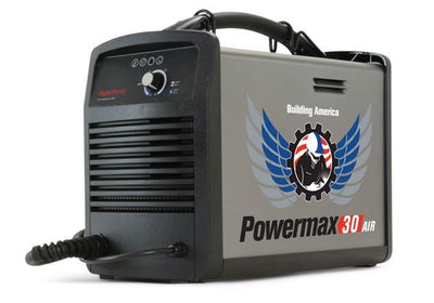 Hypertherm Powermax 30 AIR system, 120-240V 1-PH, CSA, plus 75° handheld torch w/consumables, 4.5m (15') lead (088096)