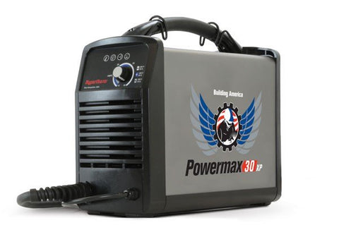 Hypertherm Powermax 30 XP System - 15' Lead, American Built Edition w/case (088079)