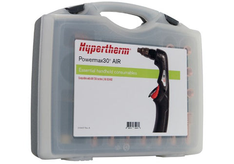 Hypertherm Powermax 30 AIR Essential Handheld Cutting Consumable Kit (851462)